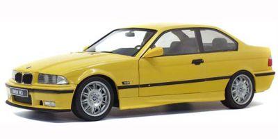 SOLIDO 1/18scale BMW E36 Coupe M3 (Yellow)  [No.S1803902]
