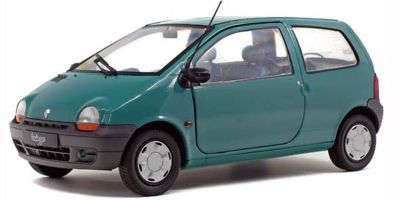 SOLIDO 1/18scale Renault Twingo Mk.I 1993 (Green)  [No.S1804001]