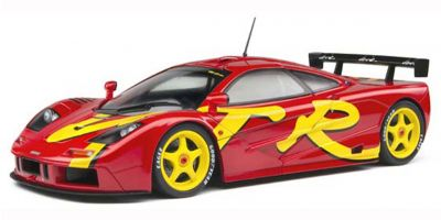 SOLIDO 1/18scale McLaren F1 GTR 1996 (Red)  [No.S1804102]