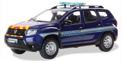 SOLIDO 1/18scale Dacia Duster Mk.II Jandal Muri 2019 (Blue)  [No.S1804603]