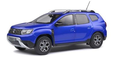 SOLIDO 1/18scale Dacia Duster Phase.2 2018 (Blue)  [No.S1804604]