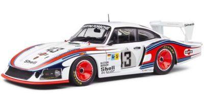 SOLIDO 1/18scale Porsche 935 Moby Dick 24H Le Mans 1978 # 43 (Martinii)  [No.S1805401]