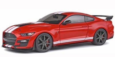 SOLIDO 1/18scale Ford Shelby GT500 Fast Track (Red)  [No.S1805903]