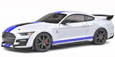 SOLIDO 1/18scale Ford Shelby GT500 Fast Track (White)  [No.S1805904]