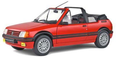SOLIDO 1/18scale Peugeot 205 CTI 1986 (Rouge)  [No.S1806201]