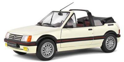 SOLIDO 1/18scale Peugeot 205 CTI 1986 (white)  [No.S1806202]