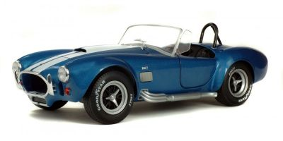 SOLIDO 1/18scale AC Cobra 427 Mk.2 (Metallic Blue)  [No.S1850017]