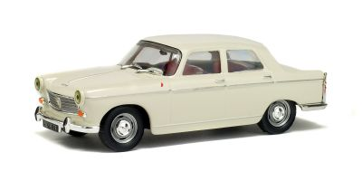 SOLIDO 1/43scale Peugeot 404 sedan Ivory [No.S4300800]