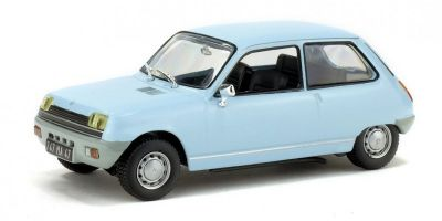 SOLIDO 1/43scale Renault Think TL 1972 Light Blue  [No.S4301900]