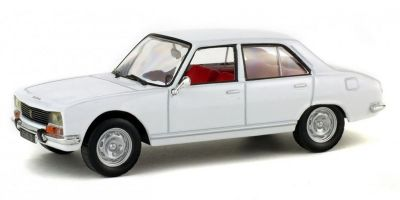 SOLIDO 1/43scale Peugeot 504 Berlin 1969 White  [No.S4302100]