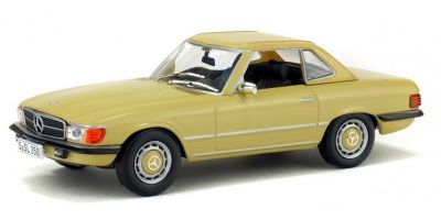SOLIDO 1/43scale Mercedes Benz 350 SL 1971 Yellow  [No.S4302200]
