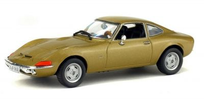 SOLIDO 1/43scale Opel GT 1968 gold  [No.S4302300]
