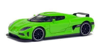 SOLIDO 1/43scale Koenigsegg Agera Green [No.S4400900]