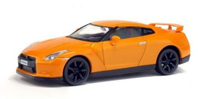 SOLIDO 1/43scale Nissan GT-R Orange  [No.S4401200]