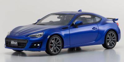 SAMURAI 1/18scale SUBARU BRZ GT (GT WR Blue Peal)   [No.KSR18027BL]