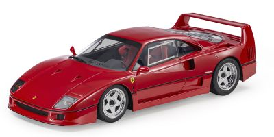 TOPMARQUES 1/12scale F40 Sliding Window (Red)  [No.TM12-17F]