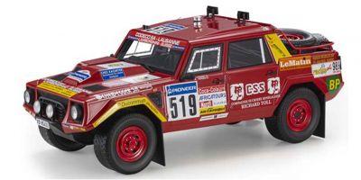 TOPMARQUES 1/18scale Lamborghini LM002 Paris Dakar 1988 No, 519  [No.TMPD008B]