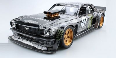 TOPMARQUES 1/12scale Ford Mustang 1965 Hoonigan No43  [No.TMR12-03A]