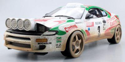 TOPMARQUES 1/12scale Toyota Celica St 185 MC Winner 1993 dirty  [No.TMR12-14AD]