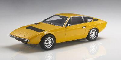 TOPMARQUES 1/18scale Maserati Khamsin (Yellow)  [No.TOP033B]