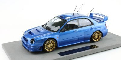 TOPMARQUES 1/18scale Subaru Impreza S7 555 WRT Blue [No.TOP037AB]