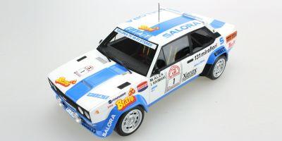 TOPMARQUES 1/18scale Fiat 131 Abarth No.1 Winner 1000 Lakes 1980  [No.TOP043E]