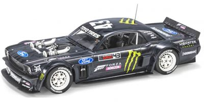 TOPMARQUES 1/18scale Ford Mustang 1965 Hoonigan 2020 Edition  [No.TOP048E]
