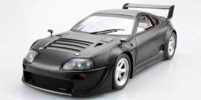 "TOPMARQUES 1/18scale Toyota Castrol Tom's Supra ""Black Edition""  [No.TOP056B]"