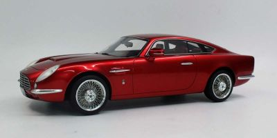 TOPMARQUES 1/18scale David Brown Speedback GT (Red)  [No.TOP065C]