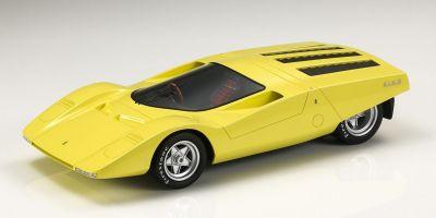 TOPMARQUES 1/18scale Ferrari 512S Berlinetta Concept (Yellow)  [No.TOP085A]