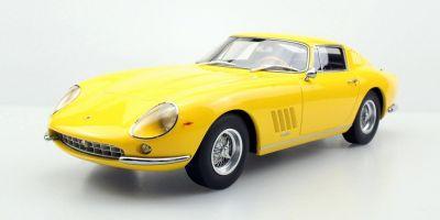 TOPMARQUES 1/18scale Ferrari 275 GTB/4  (Yellow)  [No.TOP089B]