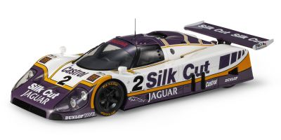 TOPMARQUES 1/18scale Jaguar XJR9 No.2 1988 Le Mans Winner  [No.TOP101A]