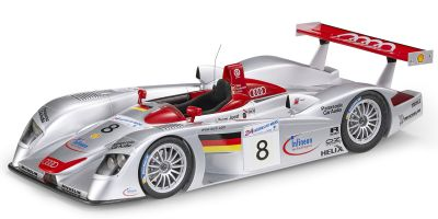 TOPMARQUES 1/18scale Audi R8 No.8 2000 Le Mans Winner  [No.TOP106A]