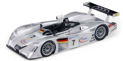 TOPMARQUES 1/18scale Audi R8 Le Mans 2000 No, 7  [No.TOP106B]