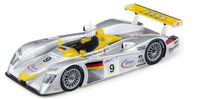 TOPMARQUES 1/18scale Audi R8 Le Mans 2000 No, 9  [No.TOP106C]
