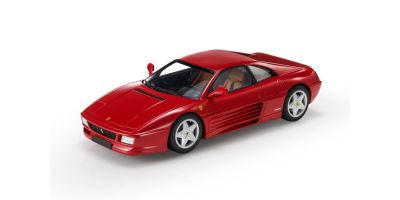 TOPMARQUES 1/18scale 348 Red  [No.TOP111A]
