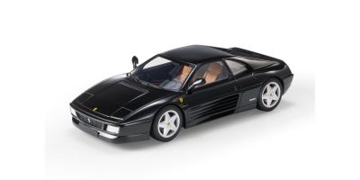 TOPMARQUES 1/18scale 348 Black  [No.TOP111C]