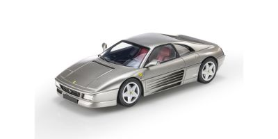 TOPMARQUES 1/18scale 348 Silver  [No.TOP111D]