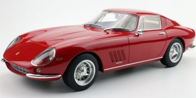 TOPMARQUES 1/12scale 275 GTB / 4 Red  [No.TOP12-04A]