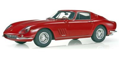 TOPMARQUES 1/12scale Ferrari 275 GTB / 4 S. McQueen (Red)  [No.TOP12-04P]