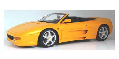 TOPMARQUES 1/12scale Ferrari 355 Spyder Yellow  [No.TOP12-21B]