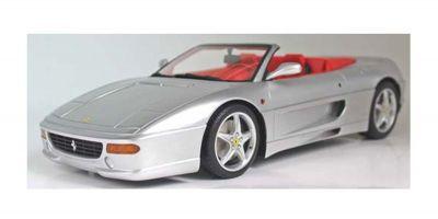 TOPMARQUES 1/12scale Ferrari 355 Spyder Silver  [No.TOP12-21C]
