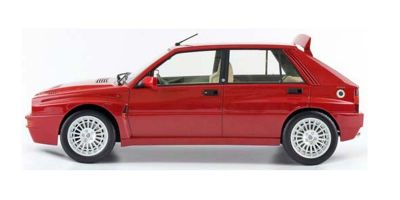 TOPMARQUES 1/43scale Lancia Delta Integrale Evoluzione (Red)  [No.TOP43001A]