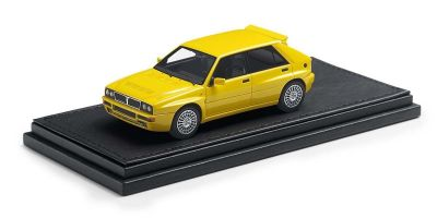 TOPMARQUES 1/43scale Lancia Delta Integrale Evoluzione (Yellow)  [No.TOP43001B]
