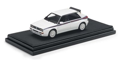 TOPMARQUES 1/43scale Lancia Delta Integrale Evoluzione (EVO.5: White)  [No.TOP43001C]