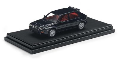 TOPMARQUES 1/43scale Lancia Delta Integrale Evoluzione (Club Italy: Black)  [No.TOP43001E]