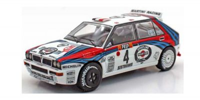 TOPMARQUES 1/43scale Lancia Delta MC Rally 1992 No. 4 Auriol/Occelli Winner  [No.TOP43004A]