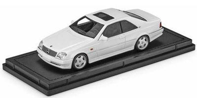 TOPMARQUES 1/43scale AMG Mercedes CL 600 7.0 White  [No.TOP43006C]