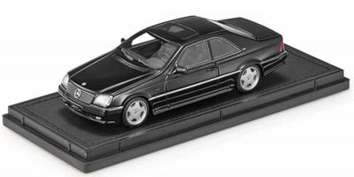 TOPMARQUES 1/43scale AMG Mercedes CL 600 7.0 Black  [No.TOP43006D]