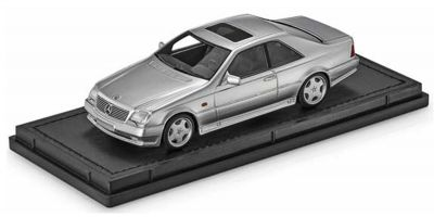 TOPMARQUES 1/43scale AMG Mercedes CL 600 7.0 Silver  [No.TOP43006E]